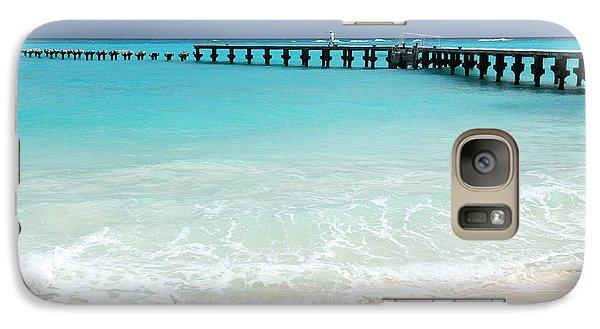 Galaxy Case featuring the photograph Cancun by Milena Boeva