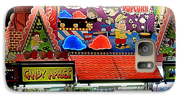 Galaxy Case featuring the photograph Candy Factory by Renee Trenholm