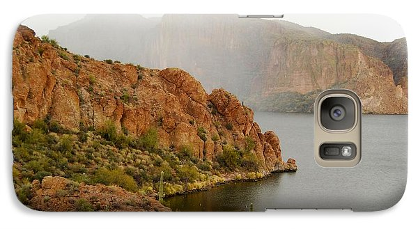 Galaxy Case featuring the photograph Canyon Lake by Tam Ryan