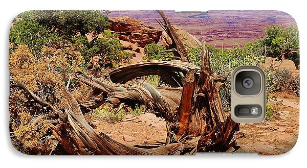 Galaxy Case featuring the photograph Canyonlands 2 by Dany Lison