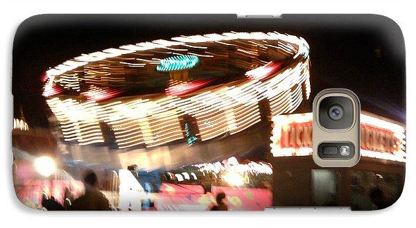 Galaxy Case featuring the photograph Carnival by Clara Sue Beym