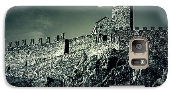 Castelgrande Bellinzona Galaxy S7 Case by Joana Kruse