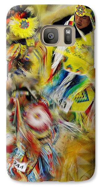 Galaxy Case featuring the photograph Celebration Of Nations by Vicki Pelham