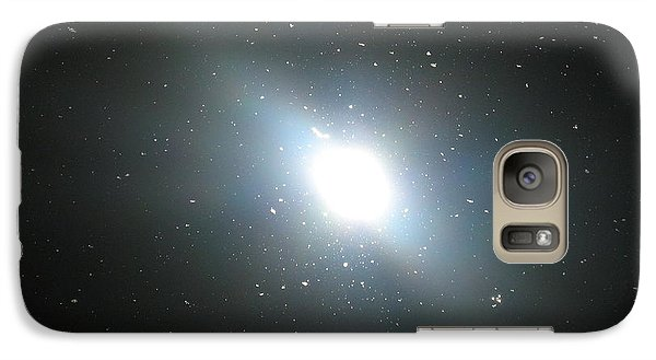 Galaxy Case featuring the photograph Celestial Water by Bruce Carpenter