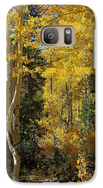 Galaxy Case featuring the photograph Changing Seasons by Vicki Pelham