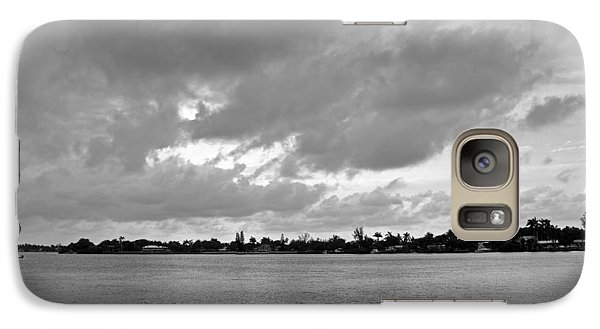 Galaxy Case featuring the photograph Channel View by Sarah McKoy