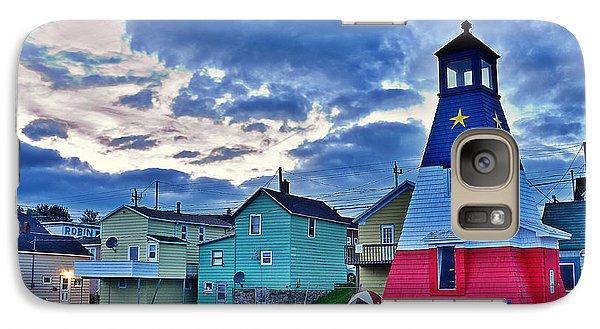 Galaxy Case featuring the photograph Cheticamp In Cape Breton Nova Scotia by Joe  Ng