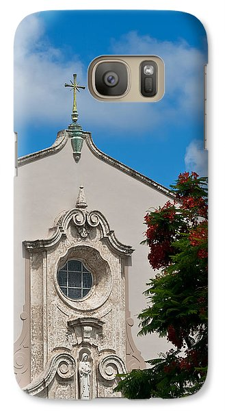 Galaxy Case featuring the photograph Church Of The Little Flower by Ed Gleichman