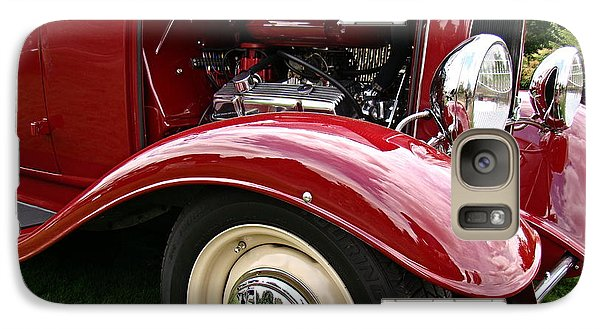 Galaxy Case featuring the photograph Classic Ford by Nick Kloepping