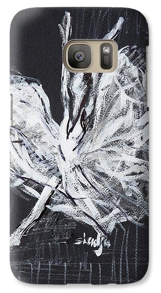 Galaxy Case featuring the painting Classic by Sladjana Lazarevic
