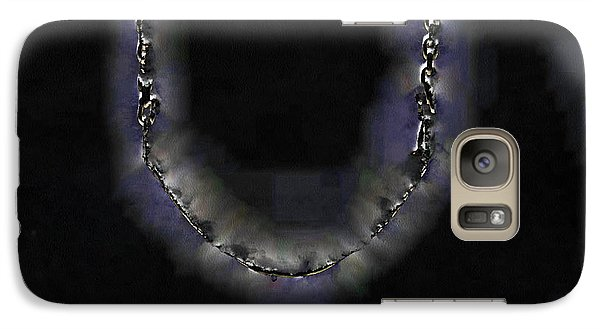 Galaxy Case featuring the digital art Cleopatra's Necklace by Steve Taylor