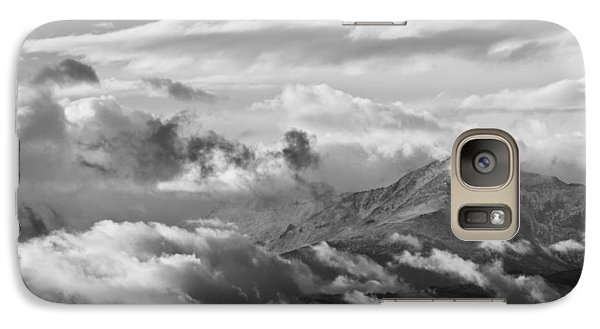 Galaxy Case featuring the photograph Cloud Art by Colleen Coccia