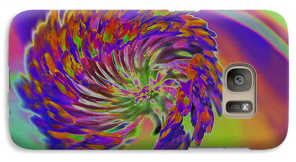 Galaxy Case featuring the photograph Color Splash by Cindy Manero