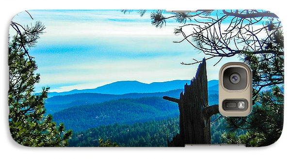 Galaxy Case featuring the photograph Colorado View by Shannon Harrington