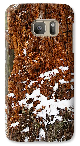 Galaxy Case featuring the photograph Colorful Remains by Mick Anderson