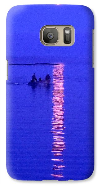 Galaxy Case featuring the photograph Coming Home by Francine Frank