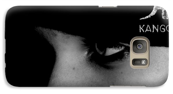 Galaxy Case featuring the photograph Contemplation by Karen Harrison