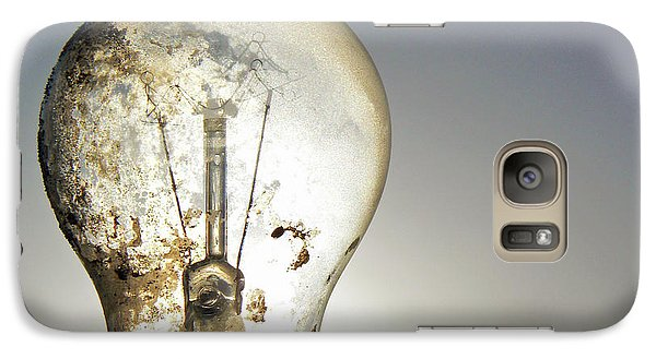 Galaxy Case featuring the photograph Concept Illumination  by Pamela Patch