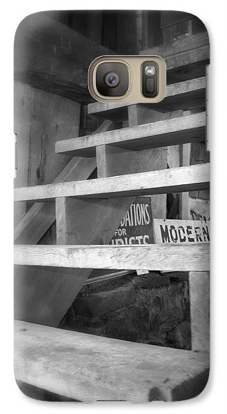 Galaxy Case featuring the photograph Contradictions by Brooke T Ryan