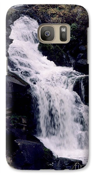 Galaxy Case featuring the photograph Cool Clear Waters by Sharon Elliott