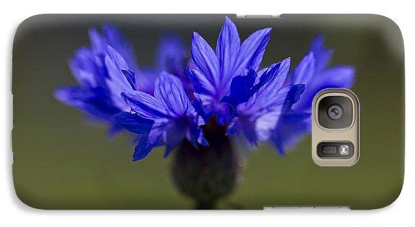 Cornflower Blue Galaxy S7 Case