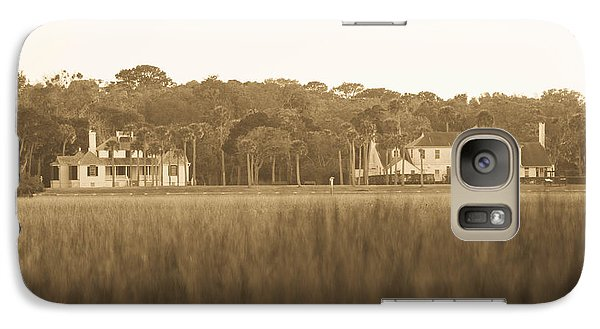 Galaxy Case featuring the photograph Country Estate by Shannon Harrington