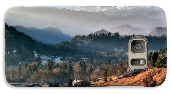Countryside. Slovenia Galaxy S7 Case