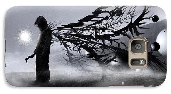 Galaxy Case featuring the photograph Creator by Mariusz Zawadzki