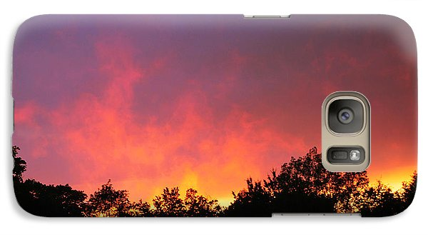 Galaxy Case featuring the photograph Crepuscule by Bruce Patrick Smith