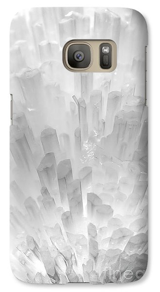 Galaxy Case featuring the photograph Crystal City by Adrian LaRoque