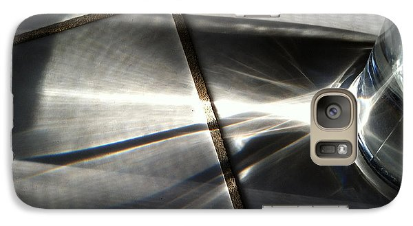 Galaxy Case featuring the photograph Cup 3 by Bill Owen