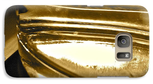 Galaxy Case featuring the photograph cup IV by Bill Owen