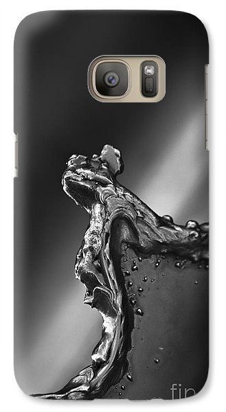 Cutting Edge Sibelius Monument Galaxy S7 Case by Clare Bambers