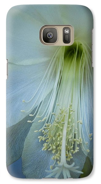 Galaxy Case featuring the photograph Dainty Beauty by Cheryl Perin