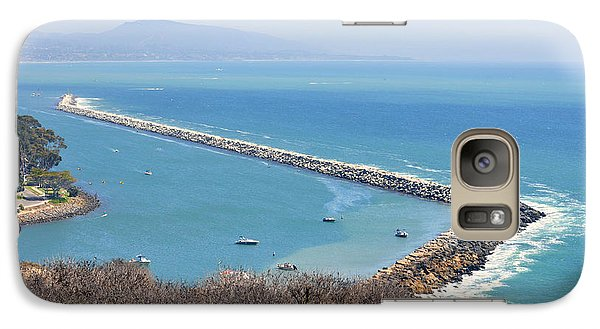 Galaxy Case featuring the photograph Dana Point California 9-1-12 by Clayton Bruster