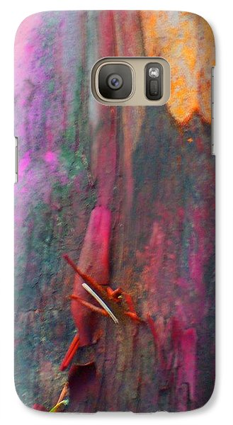 Galaxy Case featuring the digital art Dance For The Earth by Richard Laeton