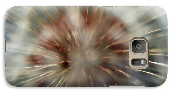 Galaxy Case featuring the photograph Dandelion Fluff by Kay Lovingood
