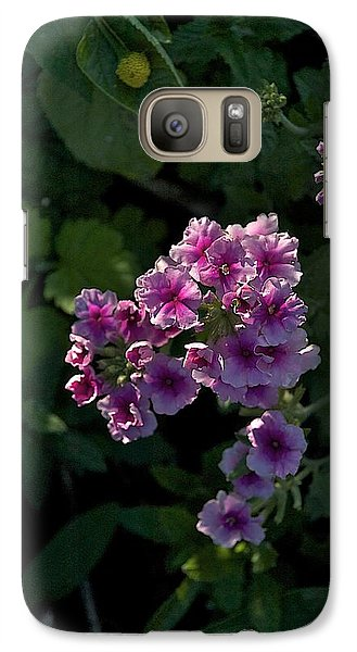 Galaxy Case featuring the photograph Dark by Joseph Yarbrough