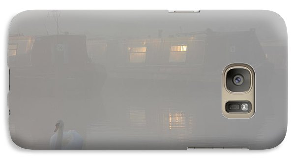 Galaxy Case featuring the photograph Dawn Patrol by Linsey Williams