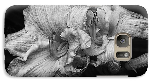 Galaxy Case featuring the photograph Day Lilies by Eunice Gibb