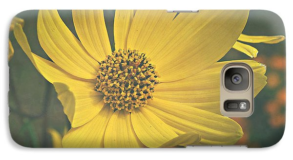 Galaxy Case featuring the photograph Daydreaming Is Free by Robin Dickinson