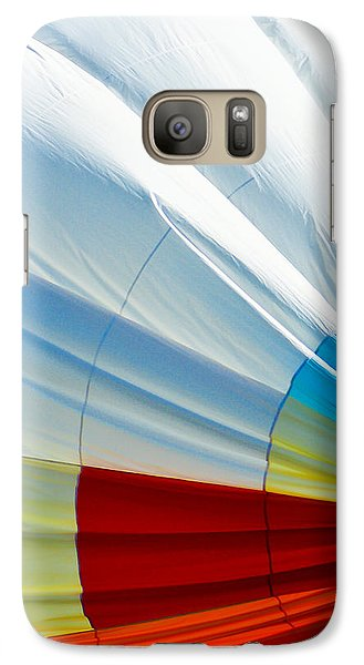 Galaxy Case featuring the photograph Deflating by Colleen Coccia