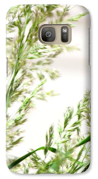 Galaxy Case featuring the photograph Defying Time by France Laliberte