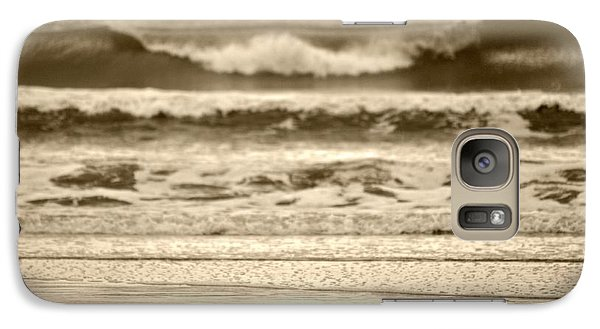 Galaxy Case featuring the photograph Deliberate Solitude by Kelly Nowak