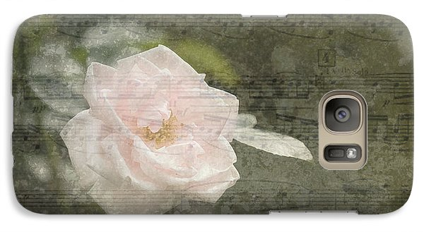 Galaxy Case featuring the photograph Delicate  by Alana Ranney