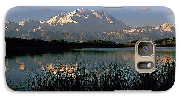Galaxy Case featuring the photograph Denali by Doug Herr