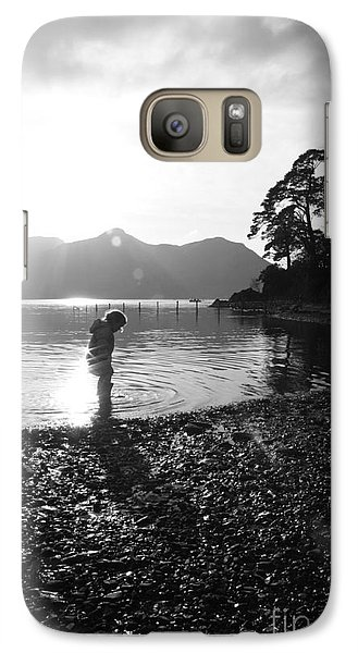 Galaxy Case featuring the photograph Derwent by Linsey Williams