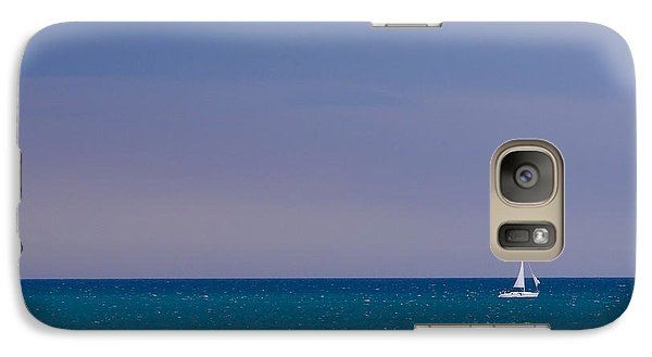 Galaxy Case featuring the photograph Desiderata by Julia Wilcox