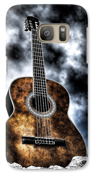 Galaxy Case featuring the photograph Devils Acoustic by Jason Abando