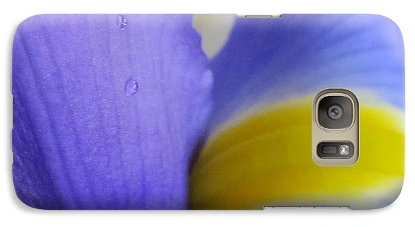 Galaxy Case featuring the photograph Dew Drop by Arlene Carmel